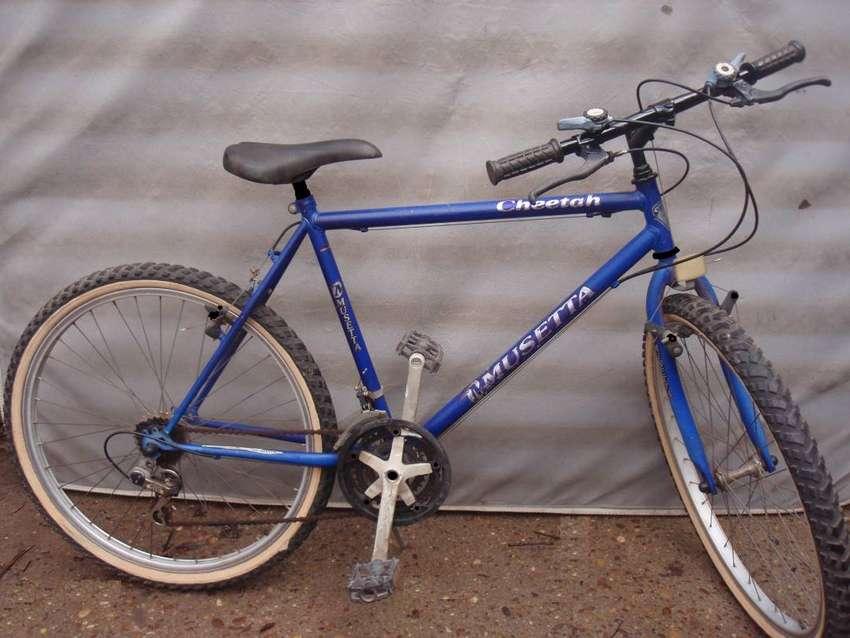 Vendo Bicicleta Musetta Mountain Bike rodado 28