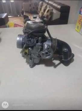 Carburador agility