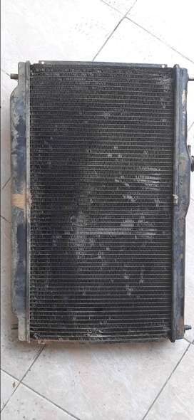 radiador honda accord 92