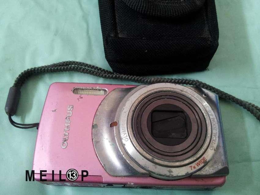 Camara Digital Olympus U7010 12 Mp 7x Zm 2.7 Remato