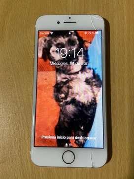 Vendo iphone 7 y iphone 6