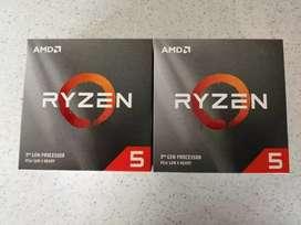 Procesador AMD RYZEN 5 3600 6C/12T