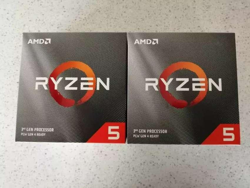 Procesador AMD RYZEN 5 3600 6C/12T 0