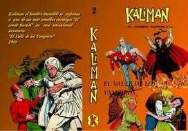 Radionovelas Kaliman + comics