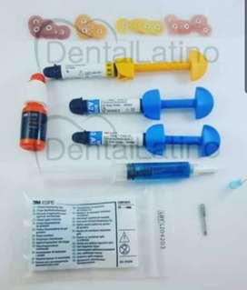 Kit resinas 3m odontologia