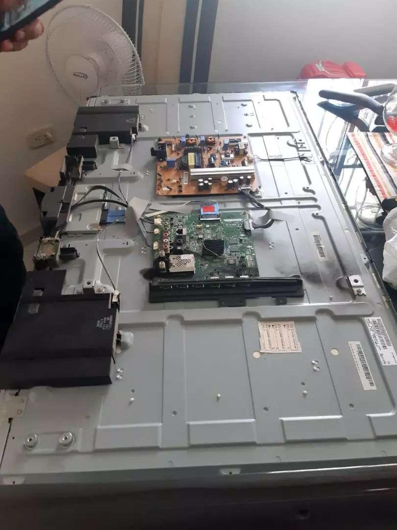 Reparación de televisores led y LCD 0