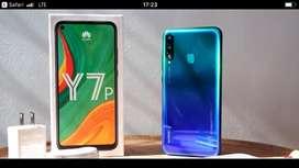 Huawei Y7P de paquete