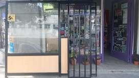 Vendo rejas con puerta