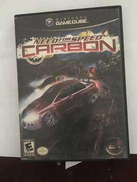 Vendo Need for Speed Carbon GameCube