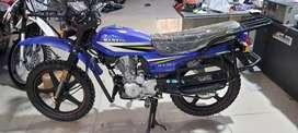 Motocicleta WX150-G2
