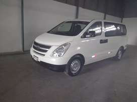 HYUNDAI H1 2012 turbo Diesel Interculer pasajeros