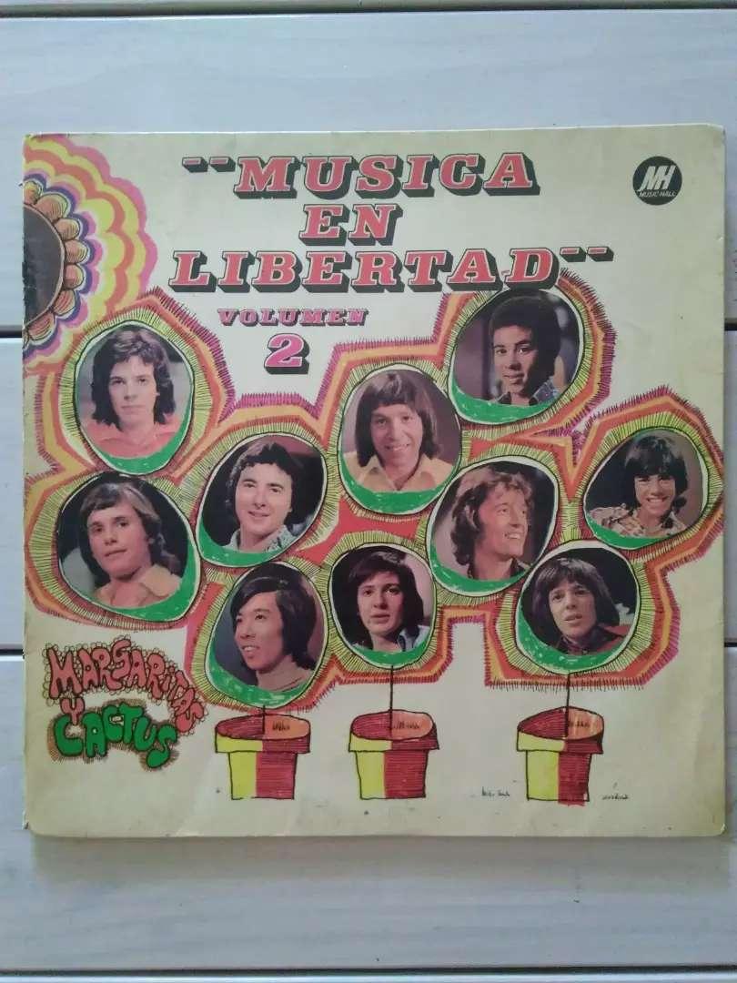 Lp Vinilo Música En Libertad Vol. 2 ( Ver Descuentos) 0