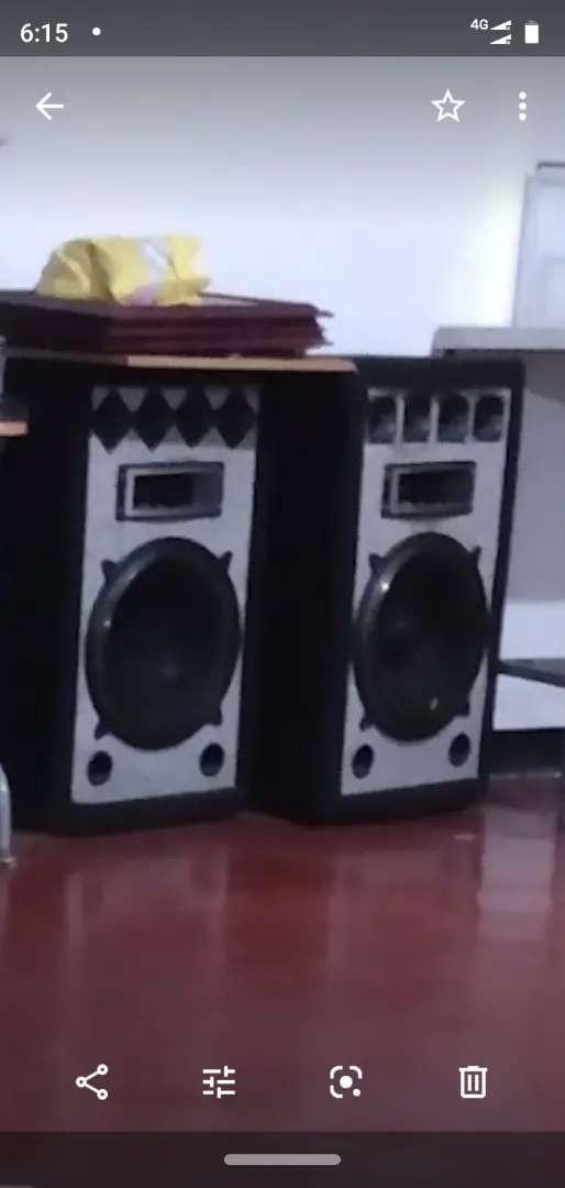 Equipo de sonido 0