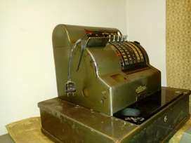 Maquina Registradora Electrica