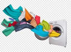 Necesito chica venezolana con experiencia en lavanderia de ropa