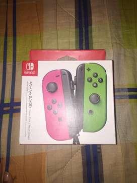 Joy Con Nintendo Switch GANGA SELLADOs