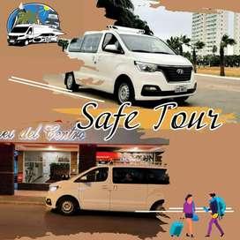 Renta de Vehículos - Alquiler Autos o Furgonetas - Viajes y Turísmo - Familiar o empresarial