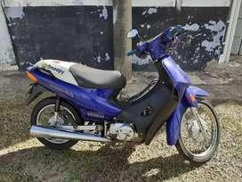 Vendo moto ghiggeri 110cm