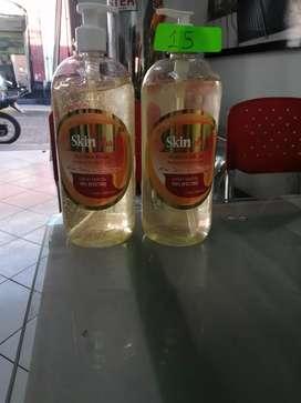 Alcohol gel desinfectante