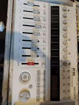 Grabadora Digital Zoom R-16