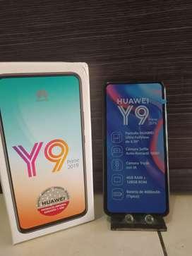 Huawei 79 prime 2019 con 128 Gb