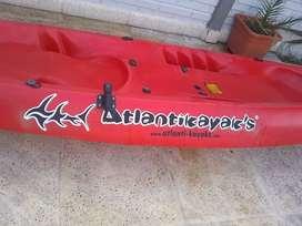 Vendo kayaks atlanti triplo