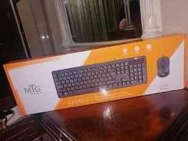 Teclado+Mouse nuevos