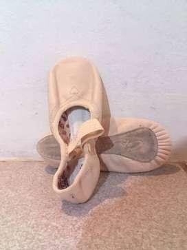 Zapatillas ballet - Media punta, usado segunda mano  Bahía Blanca, Buenos Aires