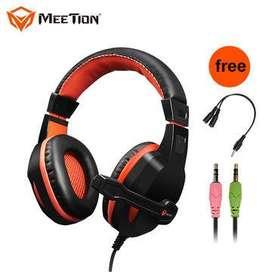 Audifonos Headset Gamer Meetion Hp010 Surround Gaming