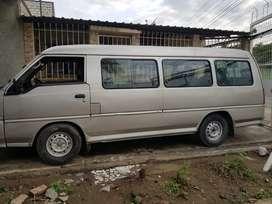 Vendo furgoneta Hyundai h100