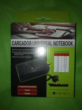 Cargadores notbook