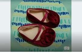 Zapatos escarpines bebé niñas
