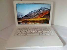 macbook white 2010 vendo urgente