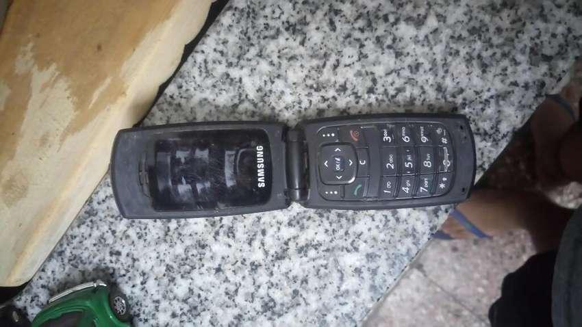 Celular Samsung Funcionando  Es Liberado 0