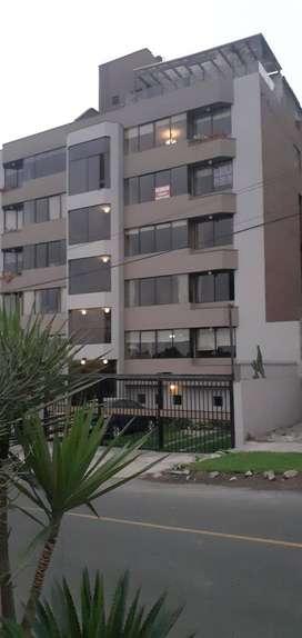 ALQUILO DEPARTAMENTO 03 DORMITORIOS UNA COCHERA, CASUARINAS