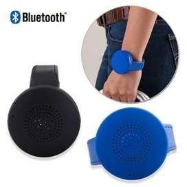 Speaker Bluetooth Watch
