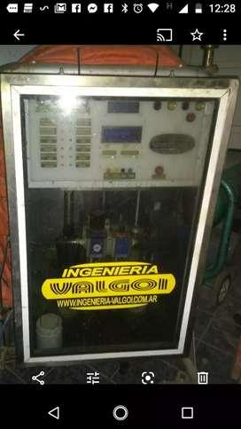 Máquina Aplicadora de POLIURETANO