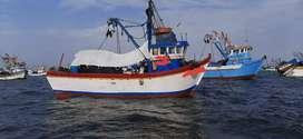 Venta de embarcacion 100 por ciento operativa