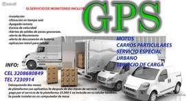 GPS A DOMICILIO PARA TODO TIPO DE TRANSPORTE