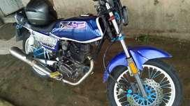 Vendo moto Pegaso silindrage 200 papeles al dia