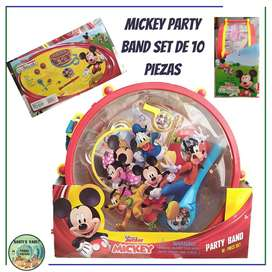 MICKEY PARTY BAND