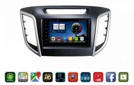 Radio Android Hyundai Creta