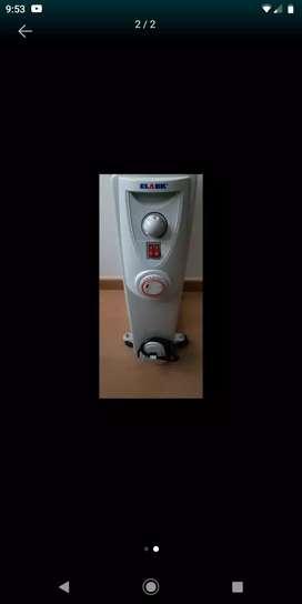 Venta calefactor eléctrico