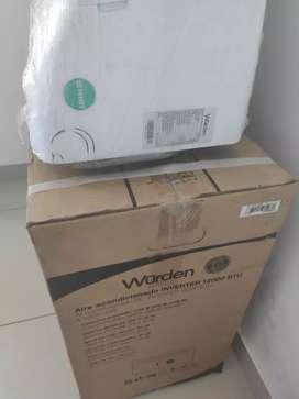 Vendo o Cambio Aire acondicionado split Wurden 12000 BTU a 999 soles