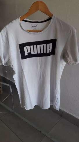 REMERA PUMA ORIGINAL Talle M