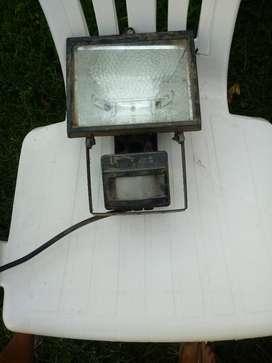 Reflector con sensor de movimiento año 2010
