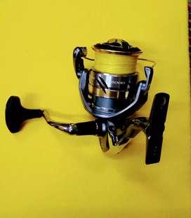 Reel Shimano Ultegra 5000C  Xg Frontal Pesca Spinning Variada