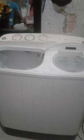 Vendo lavadora en buen estado