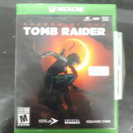 juego nuevo de xbox one tomb raider swadow