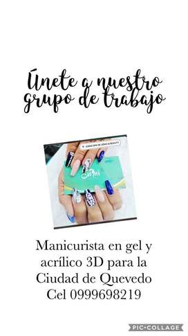 Busco manicurista